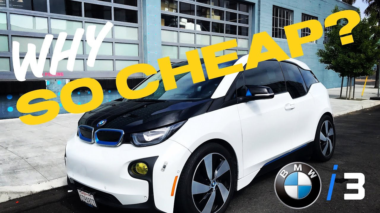 Download Why is the BMW i3 so Cheap