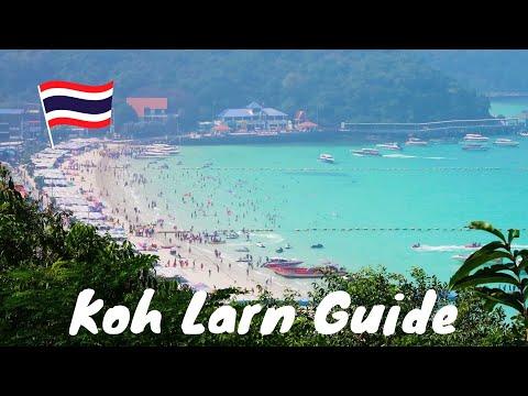 Guide To KOH LARN - Bangkok And Pattaya's Island Day Trip Getaway