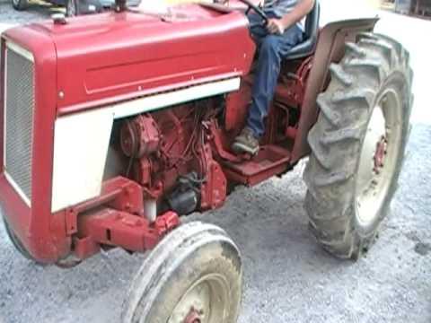 international 464 diesel tractor youtube rh youtube com