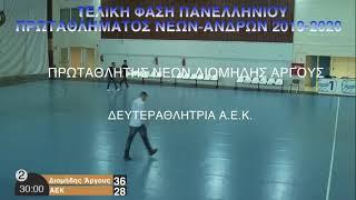 Διομήδης Άργους - ΑΕΚ