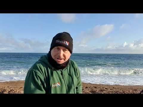 Chesil Beach Fishing October 22nd 2020