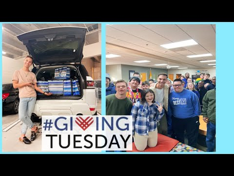 GIVING TUESDAY with Morning Star Catholic School