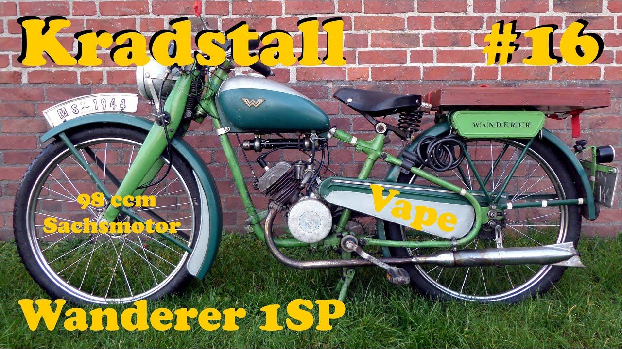 "Download Kradstall #16 Wanderer 1SP ""Vape und Probelauf"""
