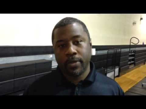 Morning workout at Imhotep Charter - YouTube
