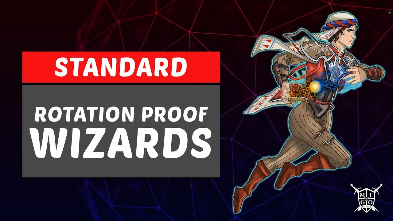 Rotation Proof Wizards Core Set 2019 Standard Budget Deck Tech and Gameplay