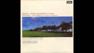 Silent Tone Record/ディーリアス:ピアノ協奏曲,ドビュッシー:幻想曲/ジャン=ロドルフ・カールス、アレクサンダー・ギブソン指揮ロンドン交響楽団/サイレント・トーン・レコード