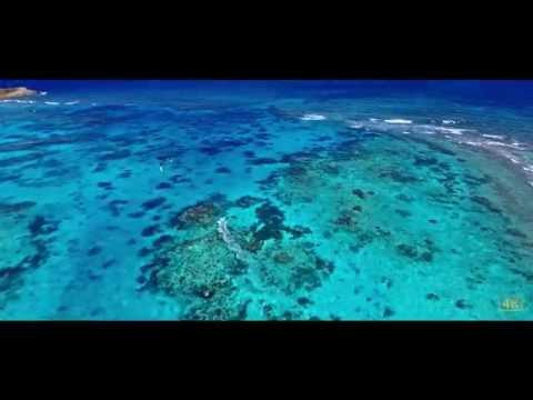 BVI | The Baths | Necker Island | Eustatia | Cabrinha | Kiteboarding |  DJI Inspire 1