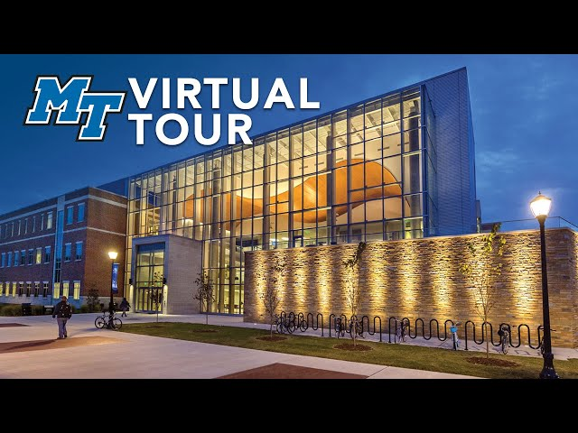 Science Building | MTSU Virtual Campus Tour