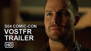 Arrow Saison 4 Comic-Con Trailer VOSTFR [HD]
