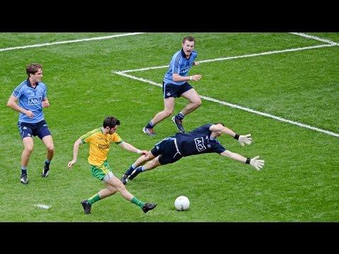 Top 5 Gaelic Football Goals