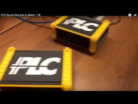 PLATINCOIN PLC Secure Box в действии! Репортаж из лаборатории