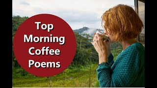 Good Morning Coffee Poems for Coffee Lovers to Enjoy
