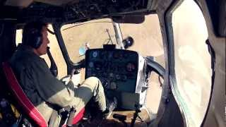 Extreme helicopter flying - Lajos Imreh flies the Mil Mi-2