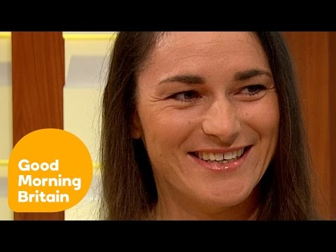 Paralympic Hero Dame Sarah Storey Talks About Her Gold Medal Wins! | Good Morning Britain