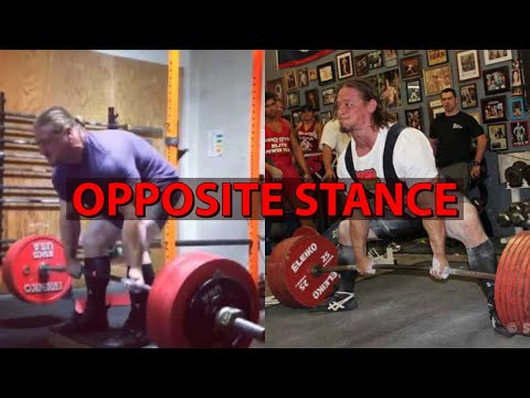 Train Your Opposite Stance Deadlift