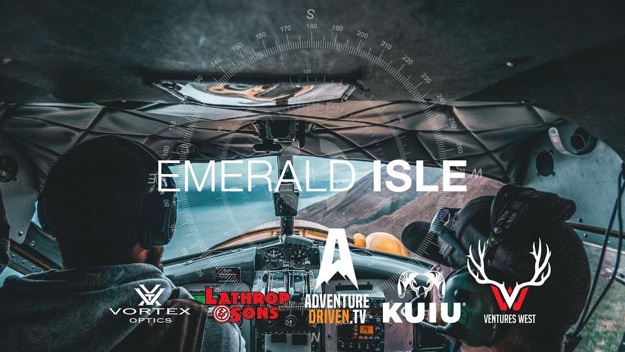 EMERALD ISLE - A Kodiak Mountain Goat Hunt