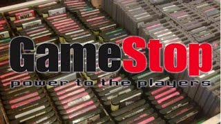 GameStop Buying & Selling Retro Games - #CUPodcast