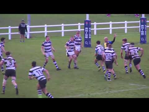 Yorkshire Carnegie U18 33 Newcastle Falcons U18 19 - Highlights