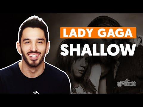 SHALLOW - Lady Gaga feat Bradley Cooper  simplificada  Como tocar no violão