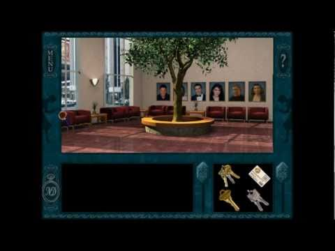 Nancy Drew - Stay Tuned for Danger Complete Playthrough (w/ scene select)
