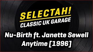 Nu-Birth ft. Janette Sewell - Anytime (Original Mix)