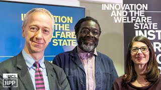 Access to knowledge and inequality with Lord Victor Adebowale and Madeleine Gabriel