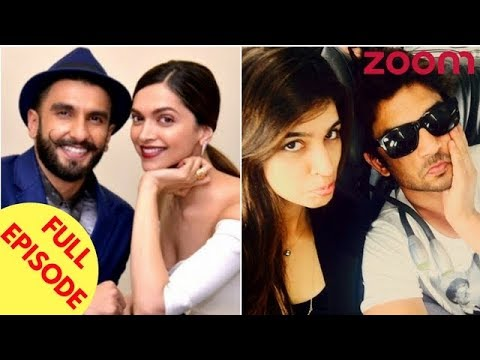 Ranveer - Deepika To Attend Padmaavat's Success Party | Sushant Has No Time For Kriti & More