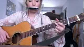 jackie stem - bob dylan cover- baby let me follow you down