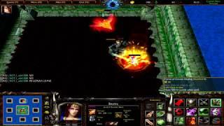 Warcraft 3   Custom Hero Survival v2.6c   He hid his Pheonix !