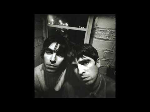 Oasis ~ Don't Go Away (Hazed Mix) Liam & Noel Vocals