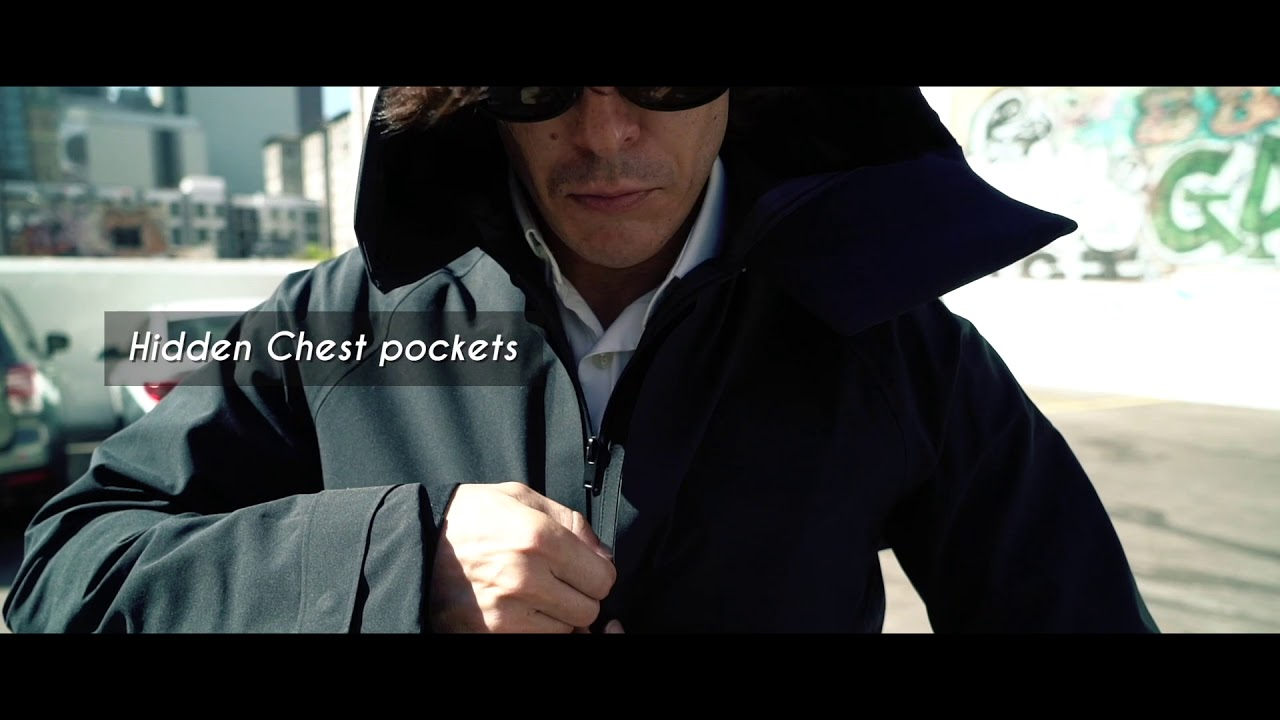 Pilloon Jacket // Artic White (2XL) video thumbnail