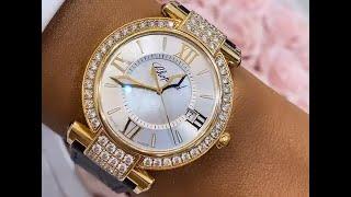 Chopard Imperiale Gold Diamonds