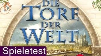 Die Tore der Welt (Brettspiel) / Anleitung & Rezension / SpieLama