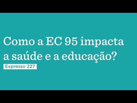 #Expresso227 - Impactos da EC 95 na saúde e educacão