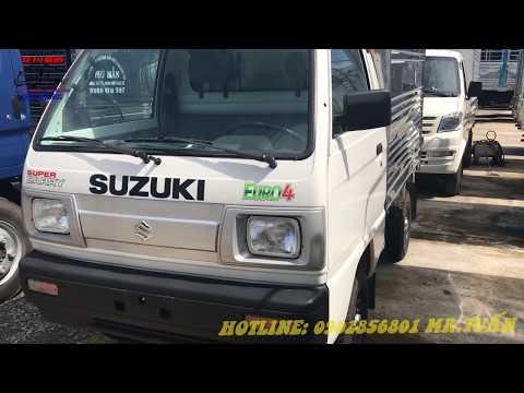 ô tô suzuki tải nhỏ