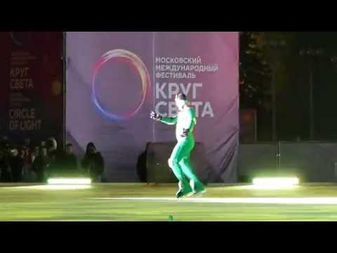 Круг Света 2015 - ВДНХ - Ледовое Шоу Татьяны Навки - Crazy Frog