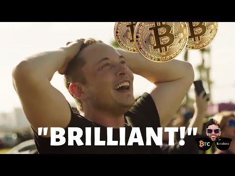 Elon Musk: Bitcoin Brilliant | Binance DEX | Coinbase Neutrino