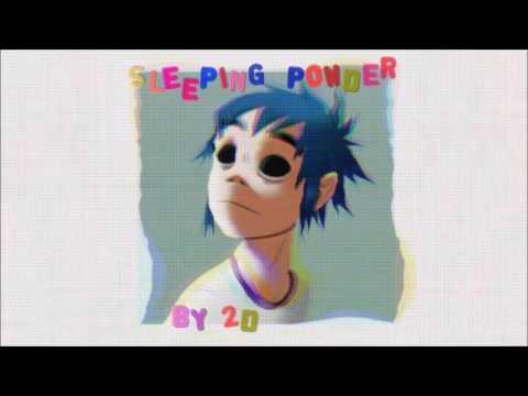Gorillaz - Sleeping Powder (Radio Instrumental)