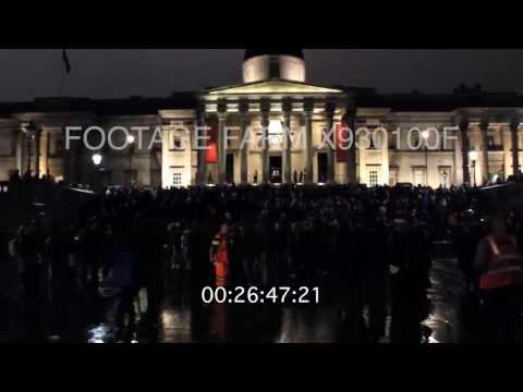 13 Apr 2013 Anti-Thatcher Demo X930100F | Footage Farm