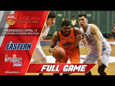 Chong Son Kung Fu vs Mono Vampire | FULL GAME | 2017-2018 ASEAN Basketball League