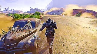 ELEX 16 Minutes of Gameplay Demo (New Open World RPG Game) 2017