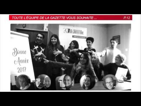 En 2017 La Gazette du Laboratoire fait son cinéma