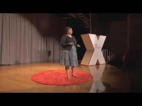 Hope Through Fair Trade | Leti Bueno | TEDxSpeedwayPlaza