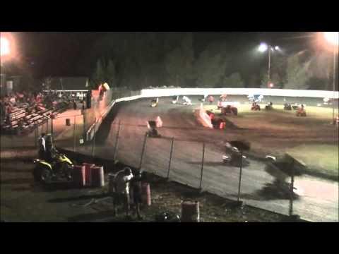250 Intermediate @ Cycleland Speedway 7-11-15