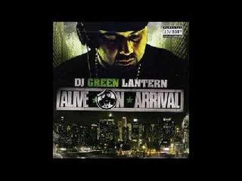 DJ Green Lantern -New York