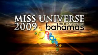Miss Universe 2009 Opening Theme 2 - Fire Burning - Sean Kingston