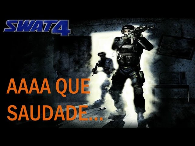 SWAT 4: A Que Saudade.... / Gameplay