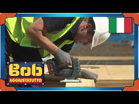 Bob Aggiustatutto - Lavori in cantiere | Attrezzi
