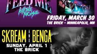 Drop & Gimme 20: Feed Me / Skream & Benga - ROUND ...