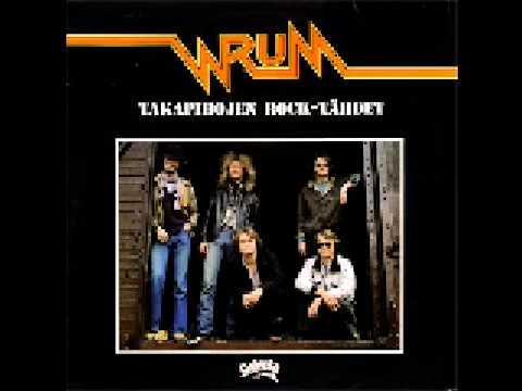 Wrum - Takapihojen rock-tähdet